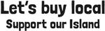 Let's Buy Local Logo